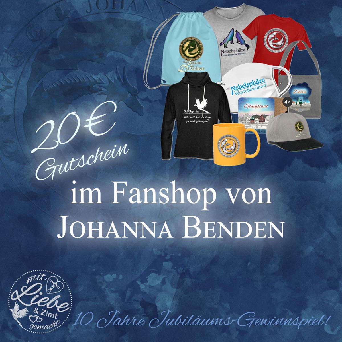 10 Jahre Johanna Benden!